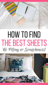 what to look for when buying new sheets to get better sleep all