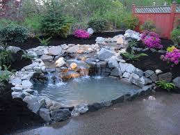 man made pond backyard u2014 home landscapings backyard pond ideas