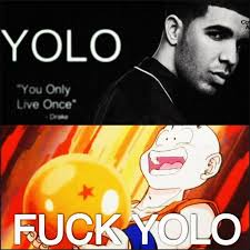 Yolo Meme - dbz meme by xx lost angel xx on deviantart