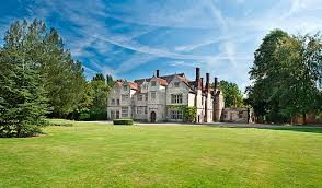 haunted tudor mansion has great hall moat and ancient u0027priest