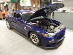 2016 Cobra Mustang 2016 Ford Mustang Cobra Jet In Deep Impact Blue For Sale In Ma