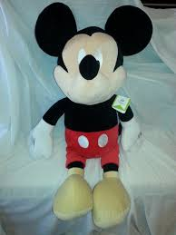 minnie mouse mickey mouse jumbo plush toy 38