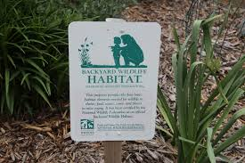 100 national wildlife federation backyard habitat garden