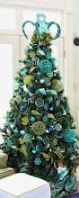 Red White Blue Christmas Decorations by Best 25 Turquoise Christmas Ideas On Pinterest Turquoise
