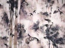 Upholstery Warehouse 87 Best Birds U0026 Butterflies Images On Pinterest Cotton Curtains