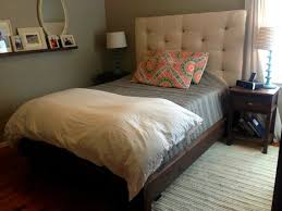 How To Build A Bed Frame And Headboard How To Build A Headboard And Bed Frame Diy Projects Craft Ideas