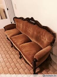 canap style ancien canapé louis xv maison meubles 2ememain be