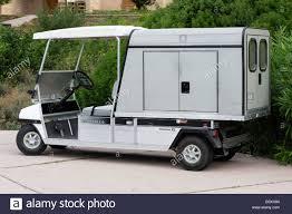 electric utility vehicles movincar electric utility vehicle stock photo royalty free image