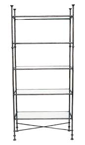 etagere metal giacometti inspired etagere deco shelving dering