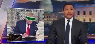 Trevor Noah Memes - trump inauguration trevor noah memes donald trump speech time