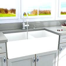 drop in farmhouse kitchen sink kohler drop in farmhouse sink apron sink cape x double basin