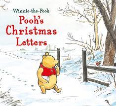 winnie the pooh pooh u0027s christmas letters amazon co uk a a