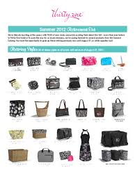 thirty one fall 2013 catalog backpack clothing