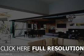 ranch style homes with modern interior style pictures on