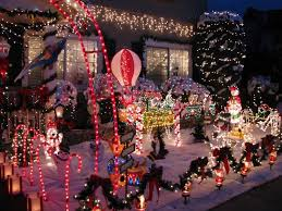 best neighborhoods for holiday home decorations cbs san francisco