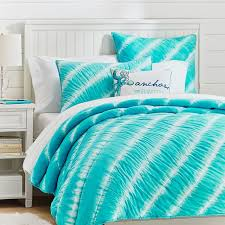 Tie Dye Bed Sets Tahiti Tie Dye Quilt Sham Pbteen