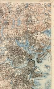 Maps Boston Boston Ma Quadrangle