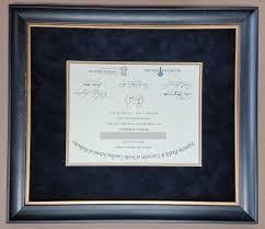 clemson diploma frame diploma frame columbia frame shop