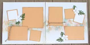 wedding scrap book wedding scrapbook layout song of my heart sters
