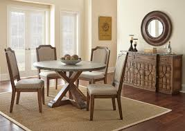 steve silver dining room sets east west furniture chelsea 9 piece inch 54 square counter height