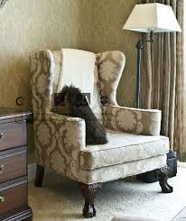 Small Wing Chairs Design Ideas Modern Wingback Chair Ideas For Decorating Small Living Room