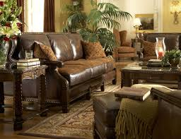 Living Rooms With Leather Sofas Leather Furniture Living Room Enchanting Leather Living Room