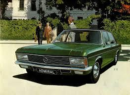 opel diplomat cars