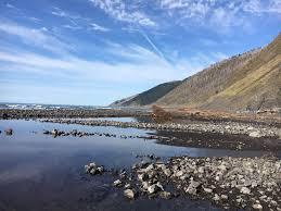lost coast trail mattole to black sands beach california