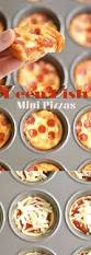 best 25 mini pizza recipes ideas on pinterest pepperoni recipes
