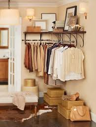 No Closet Solution by Pottery Barn Mirror Wall Mount Media Solution Vanity Decoration
