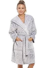 robes de chambre femme polaire camille robe de chambre à capuche pour femme polaire douce