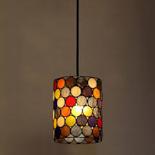 Stained Glass Pendant Light Stained Glass Pendant Lights Beautiful Dinning Room Fixture