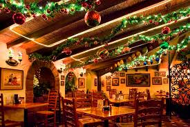 restaurant decorations how to prep your restaurant for the holidays restaurant cafe