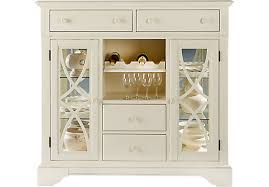rooms to go curio cabinets picture of cindy crawford home ocean grove white curio from china