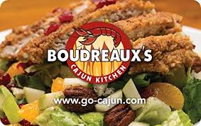 boudreaux s cajun kitchen gift cards configuration