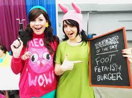 Gravity Falls Halloween Costumes Cosplay Kristen Schaal Bob U0027s Burgers Gravity Falls Louise Belcher