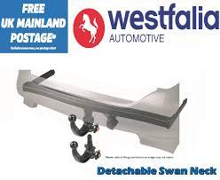 genuine westfalia 303352 detachable towbar for bmw 4 series