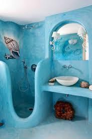 blue bathroom decor ideas mesmerizing blue bathroom decor ideas themed bath painting
