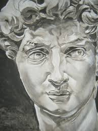 michelangelo statue of david by marshappynation on deviantart