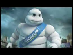 Michelin Man Meme - along came the michelin man youtube