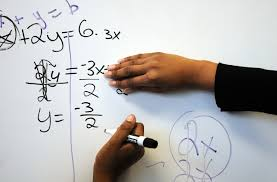 montgomery considers multiple factors in math exam failure rates