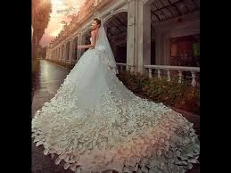 most beautiful wedding dresses top 50 most beautiful wedding bridal dresses in the world