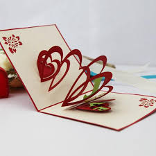 Designs Of Greeting Cards Handmade Xinyuan Lines Flowing Creative Diy Handmade Three Dimensional