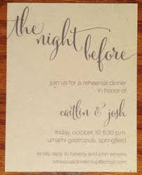 bridal dinner invitations tomorrow is going to be the best day wedding rehearsal dinner