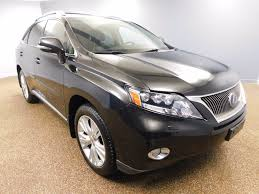 used lexus utility vehicle 2012 used lexus rx 450h awd 4dr hybrid at north coast auto mall