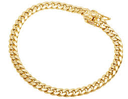 box bracelet clasps images 10k yellow gold hollow miami cuban box clasp bracelet 9mm 8 9 inches jpg
