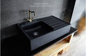 Black Composite Kitchen Sink Reviews - Black granite kitchen sinks