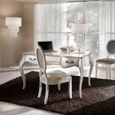 chaise de bureau baroque bureau en bois design nouveau baroque miro bbelle