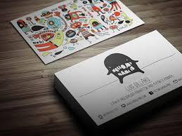 Graphic Artist Business Card Illustration Artist Business Card Google Search Graphic Design