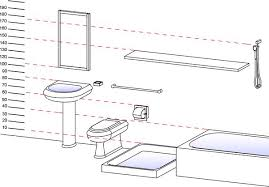 Standard Bathroom Vanity Dimensions Standard Kitchen Dimensions Size Bath Vanity Bathroom Mirror Ada